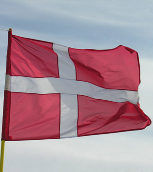 доставки из Дании в СПБ