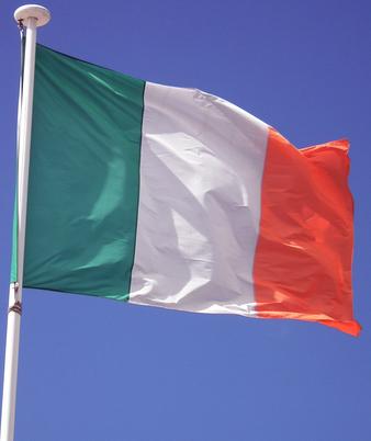 перевозки из Ирландии